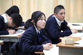 学園 学校 啓明 高等