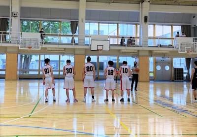 男子バスケットボール部 春季大会結果報告