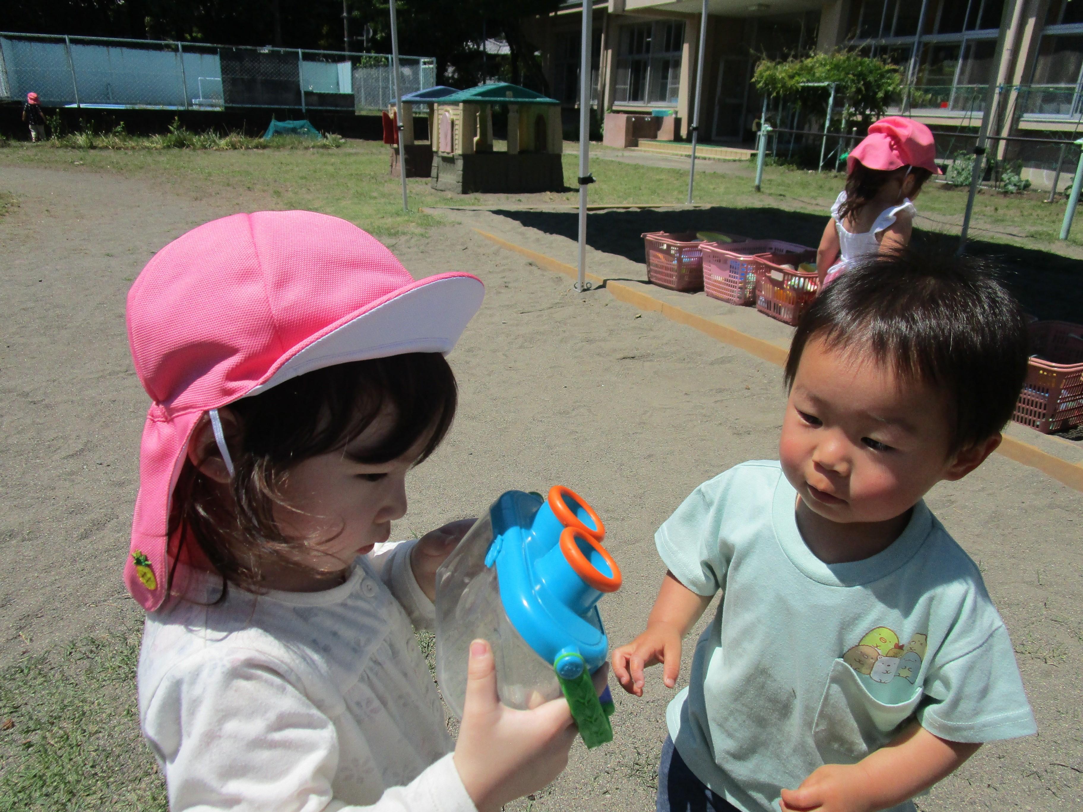 どんぐりクラス(プレ幼稚園)5月