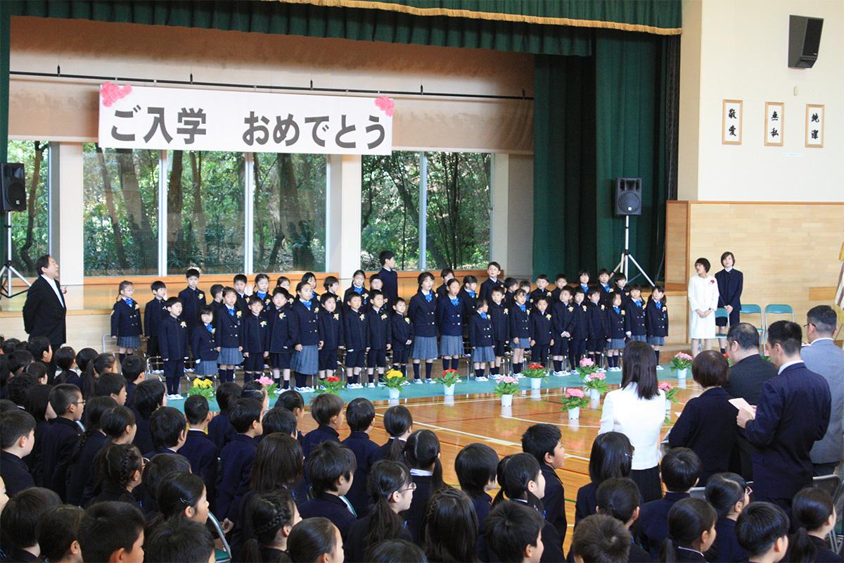 4月入学式